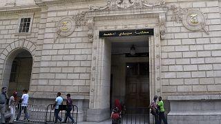 أمام محكمة سيدي محمد بالعاصمة الجزائرية الجزائر