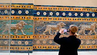 Pergamon-Museum hat wieder geöffnent