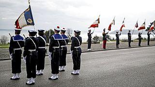Fransız askerleri (arşiv)
