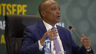 """African team must win World Cup"" declares new CAF chief Patrice Motsepe"