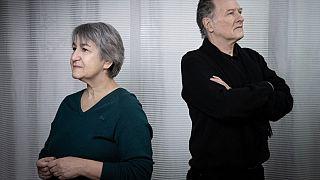 Анн Лакатон и Жан-Филипп Вассаль.