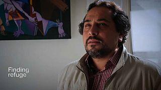 Ahmad Sheer found refuge in Belgium