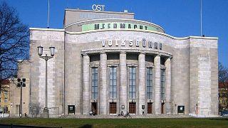 Volksbuehne theatre in Berlin