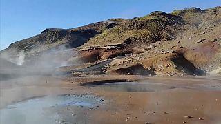 Fagradalsfjall area, Iceland