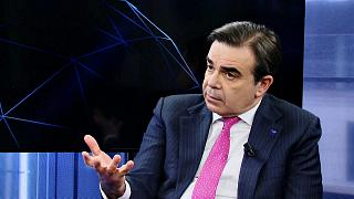 مارغريتيس شيناس ، نائب رئيس المفوضية الأوروبية