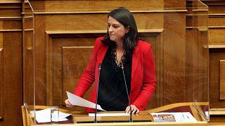 Η Υπουργός Παιδείας της Ελλάδας, Νίκη Κεραμέως