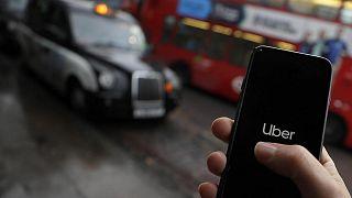 Mindestlohn für britische Uber-Fahrer