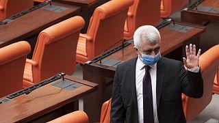 HDP Kocaeli Milletvekili Ömer Faruk Gergerlioğlu