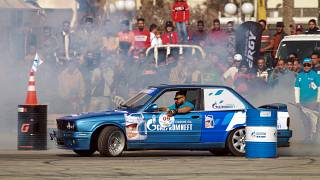 Libye : un championnat de drift pour unifier la nation