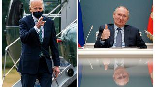 Στην αντεπίθεση η Μόσχα για τα σχόλια Μπάιντεν
