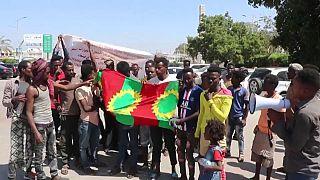 Yémen : des migrants éthiopiens manifestent contre leurs conditions de vie