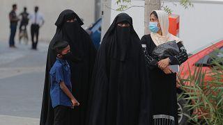 Sri Lanka hükümetinden burka yasağına ilişkin açıklama
