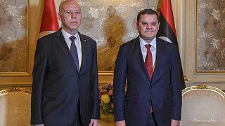 Rapprochement diplomatique entre la Libye et la Tunisie