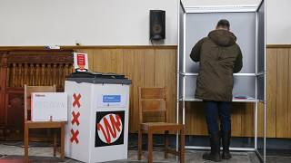 Far-right social media accounts have claimed, without clear evidence, that the elections may be rigged.