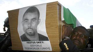 Festus Okey'in gözaltında ölümüne ilişkin yargılanan polis sanığa hapis cezası verildi