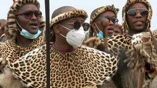 ЮАР: зулусы простились с королем Гудвиллом