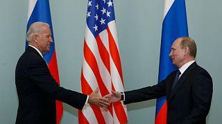 ABD Başkanı Joe Biden ve Rusya Devlet Başkanı Vladimir Putin (arşiv)