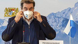 Markus Söder sorgt sich um das Ansehen der CSU