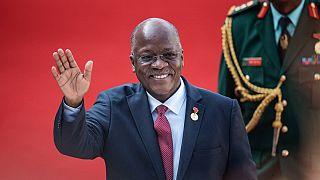 Le président tanzanien John Magufuli est mort