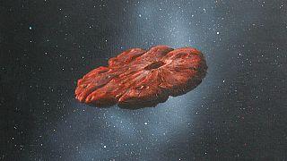 Der mysteriöse Himmelskörper Oumuamua