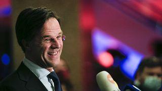 Марк Рютте предполагает формировать новое правительство Нидерландов
