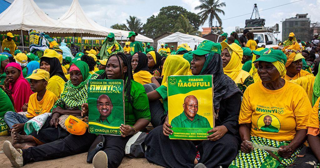 "Deep shock"": Tanzanians react to death of President John Magufuli    Africanews"
