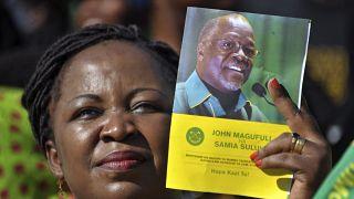 Les Tanzaniens émus par la disparition du président Magufuli