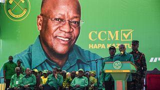 Who was late Tanzanian President John Pombe Magufuli?