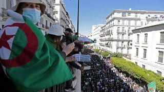 حراك الشارع الجزائري