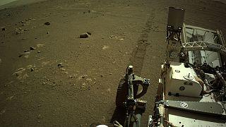 برسيفرنس على سطح المريخ