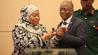 Tanzania to swear in first female president Samia Hassan Suhulu