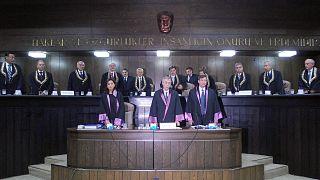 Anayasa Mahkemesi üyeleri