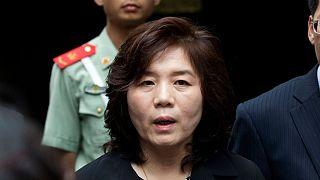 چوئه سون هویی، معاون وزیر خارجه کره شمالی