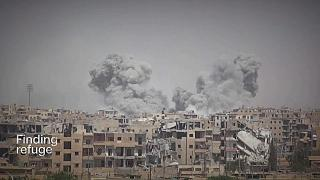 Raqqa became a centre of Islamic State activity during Syria's civil war