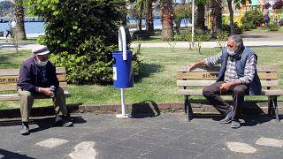 Yaşlı nüfus oranının en yüksek olduğu il, 2020'de yüzde 19,8 ile Sinop olarak belirlendi