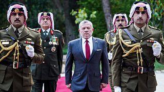 ملك الأردن عبدالله الثاني بن الحسين