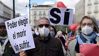 В Испании легализовали эвтаназию
