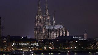 كاتدرائية كولونيا الشهيرة في مدينة كولونيا