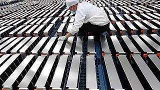 Europa will globale Stellung als Batteriehersteller verbessern