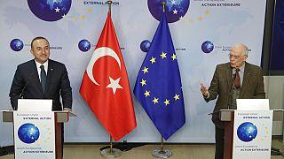 Fünf Jahre Türkei-Abkommen - EU sucht Kurs gegenüber Ankara