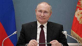 Kreml kritisiert US-Präsident Joe Biden