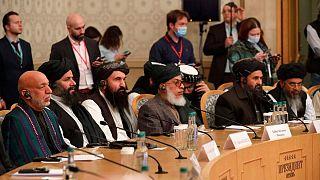 نشست بینالمللی صلح افغانستان در مسکو