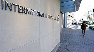 H έδρα του IMF στην Ουάσιγκτον