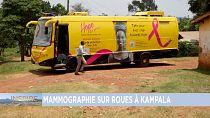 Ouganda : un camion de dépistage du cancer du sein [Inspire Africa]