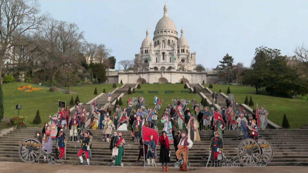 Francia conmemora los 150 años de la Comuna de París, el primer gobierno de  la clase obrera | Euronews
