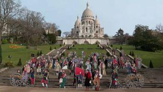 París conmemora el 150 aniversario de La Comuna