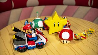 A theme park dedicated to Super Mario has opened in Japan