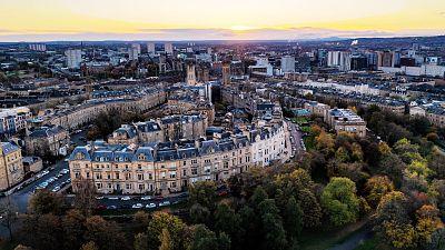 Glasgow is hosting COP26 in 2021