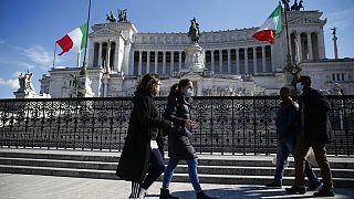 Italien erinnert an die vielen Corona-Toten - ein Jahr danach
