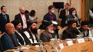 """Rusya'daki Afganistan genişletilmiş üçlü toplantısında Taliban'a """"saldırıları durdur"""" çağrısı"""